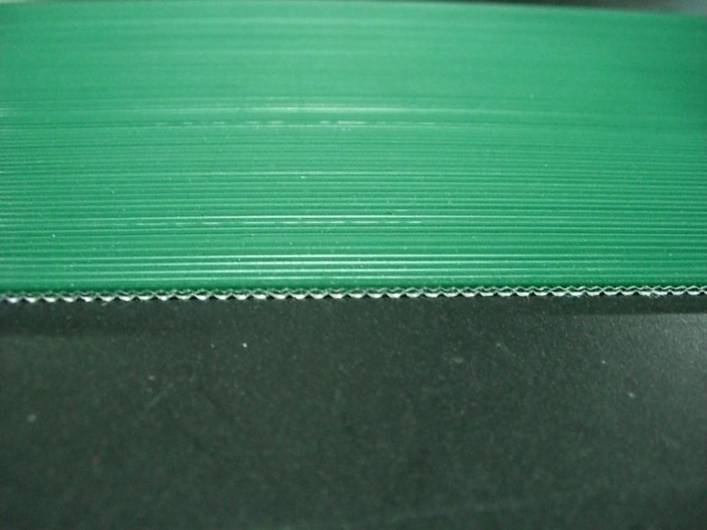 食品用ベルト・薬品用ベルト/傾斜/GUSRB-14ANL