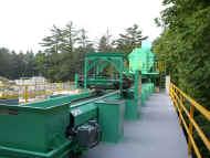 混合廃棄物選別設備/納入例S