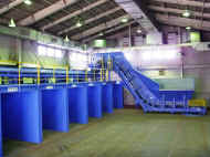 混合廃棄物選別設備/納入例V